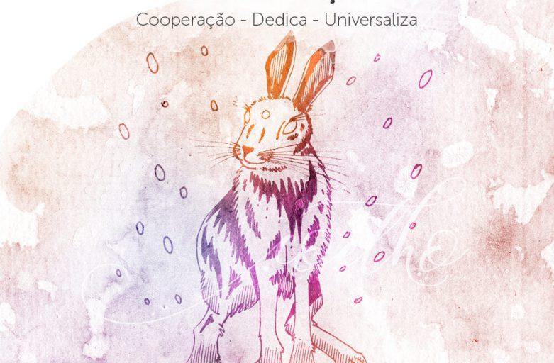 Lua Cristal da Cooperação, a Lua do Coelho.